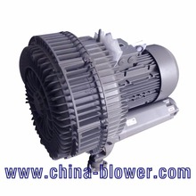 2RB840H37 double stage regenerative air blower for big cutting table