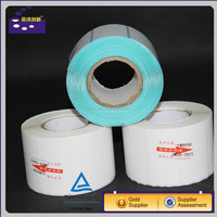 self-adhesive paper roll barcode laber holder