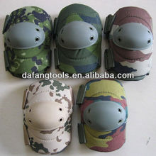 Heavy duty soft cap elbow pad/knee pad