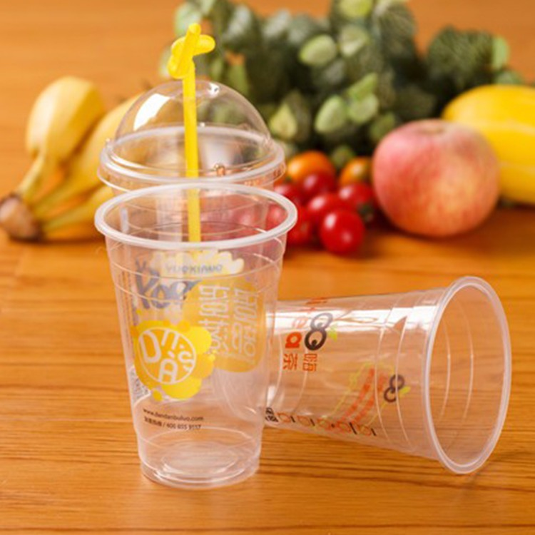 China Professional Manufacture Color Plastic Cup