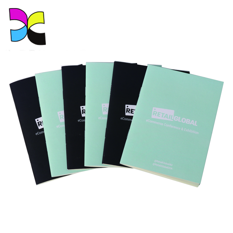 A5 size customized design student use wholesales exercise book