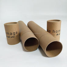 Fancy custom poster packaging tube mailing boxes