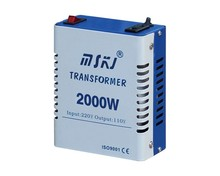 STO step up&down type transformer STO-500VA-2000VA specially designed electronic equipment