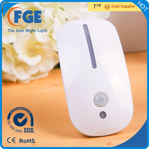 Wireless Motion sensor light 9 LED bulb Lamp PIR Auto Sensor Motion Detector led night light