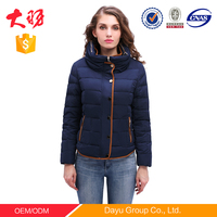 High quality female fashion design women light thin apparel woman girls outdoor coats cheap price manufacturer