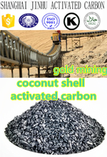 Packing Coconut Shell Charcoal Gold Recovery Activated Carbon