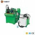 tobest machine factory automatic steel bar thread rolling machine