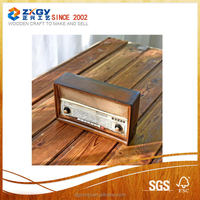 2017 Arts &crafts new products best gift wooden crafts money box for saving