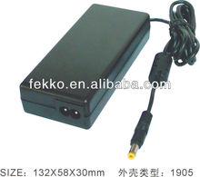 24V/6.25A AC DC adapter with low ripple and high efficiency