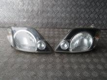 USED JDM Front Headlights Lights OEM for 01-03 Corolla NZE121 ZZE122 Runx