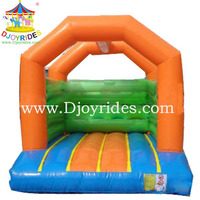 2014 most popular PVC park kids play inflatable scooby doo bounce house