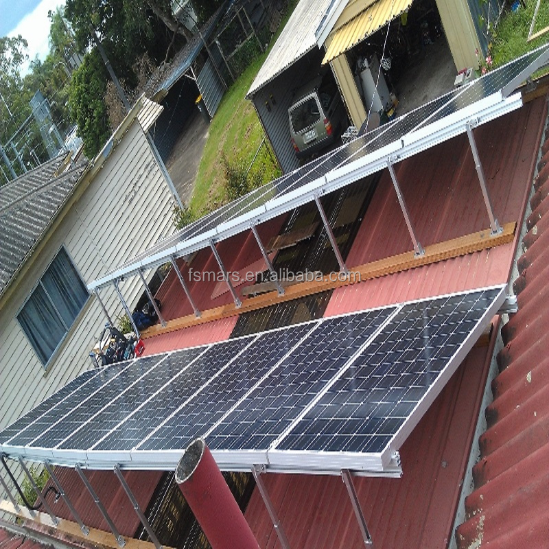 10000w solar power system home with solar off grid inverter