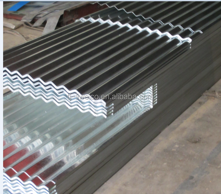 Cheap And High Quality Zinc Coating Galvanized Corrugated Steel Plate For Roofing