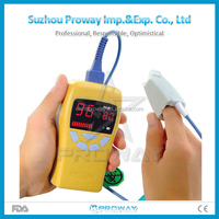 HOT SELLER PPO-2JAA CE Approved Bluetooth Wireless Handheld Pulse Oximeter with Cheap Price