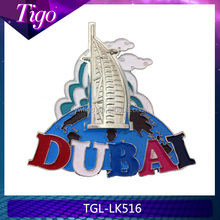 Wholesale Metal Crafts Dubai Tower Souvenir