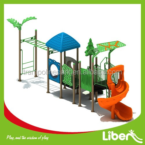 Popular use factory price heavy duty outdoor playground plans