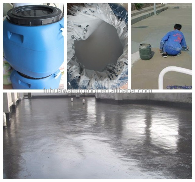 Js Polymer Waterproofing Coating paint for tanks/bathrooms/showers
