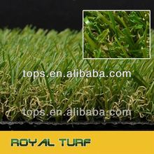 super quality Non-Flat V shaped artificial grass for Residental,garden,landscape