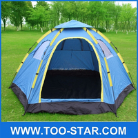 outdoor Camping tent with individual carry bag(300*240*145cm)