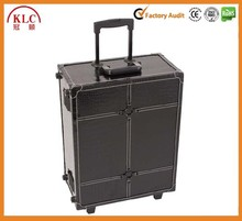 Aluminum LED Light Cosmetic/makeup Case KLC
