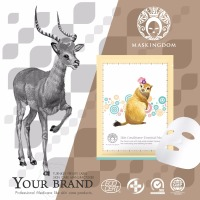 Maskingdom Animal Series Skin Conditioner Essential Paper face mask sheet facial moisturizing mask better than Korean face mask