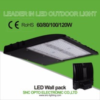 4 types choice led Wall Pack light listing products patented outdoor energy saving lighting