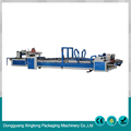 Factory selling automatic stacking gluing machine carton cartons