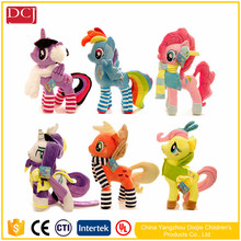 2017 new toys my little pony horse doll for gifts