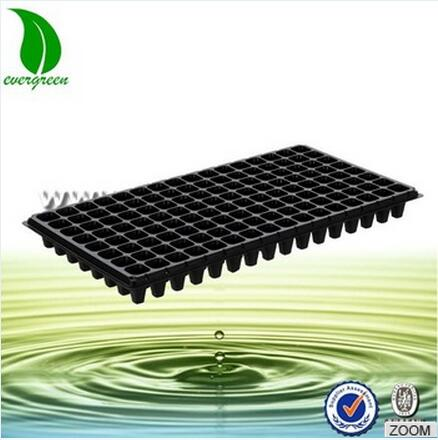 128 cells greenhouse seed biodegradable germination tray