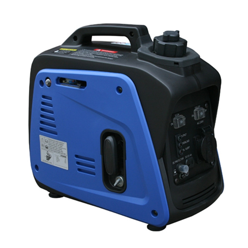 Popular camping use small gas turbin generator for sale, digital inverter generator