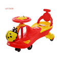 swing car for kids with light and music