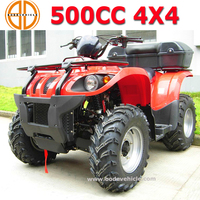 Bode new 500CC 4X4 sport 4 wheeler atv for adults