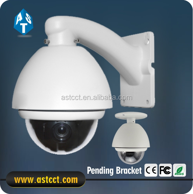 high quality 4 inch mini 10X digital zoom 700tvl samsung module PTZ analog CCTV camera