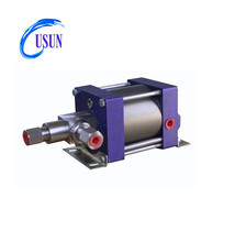 High quality USUN Model:UL50 400 Bar Output automatic water pump installation