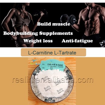 Quick Slender Slimming Capsule Materials L-Carnitine L-Tartrate