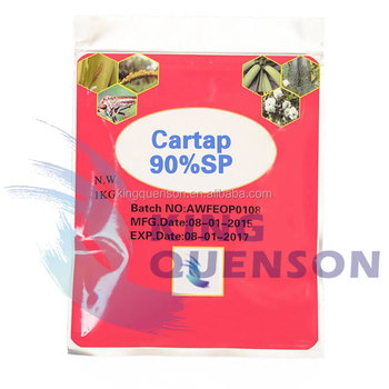 King Quenson FAO Insecticide Cartap 50% SP Wholesale China Supplier