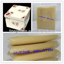 industrial strength hot glue/high temperature adhesive glue/animal glue gelatin