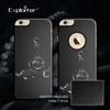 100% Product quality manufacturer lastest mirror sticky cellphone case for oppo