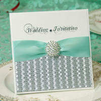 Ideal maded wholesale wedding invitation lace