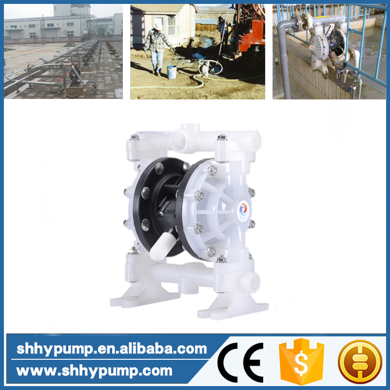 Good Price Pneumatic Diaphragm Industrial Water Pumps