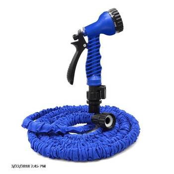 Expandable Latex Pipe Water Spray Garden Hose