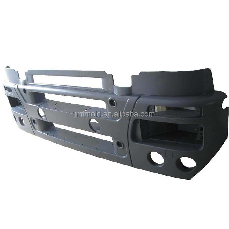 Conventional Customized Zinc Die Casting Auto Bunper Mould