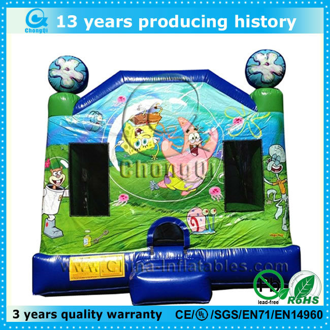 used bouncy castles for sale,