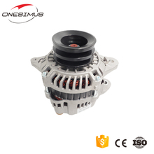 Double tank pump popular spare parts hot sale auto car alternator 12V 90A for market