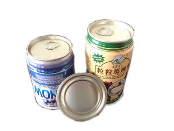 RPT lid and printing soft drink tin can