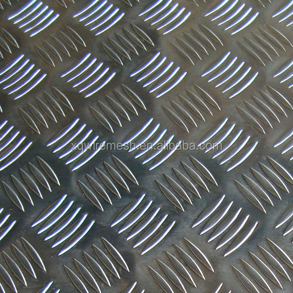Good quality stainless steel checkered plate price