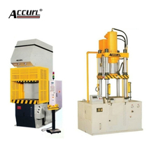 hemispherical head C Frame Hydraulic drawing Press used for plate embossing,flanging,leveling processes