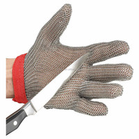 butchering glove/cut resistant glove for butcherman/ meat cutters
