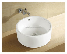 CB-45007 Best Sale Counter Top Bathroom Art Basin Chinese cheap sanitary ware Bathroom Sink & Basin