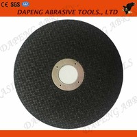 Good performance abrasive 4.5inch cutting disc for stainless steel